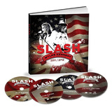 Slash & Myles Kennedy   2011 2012 [ 2dvd 2cd ] Box Lacrado